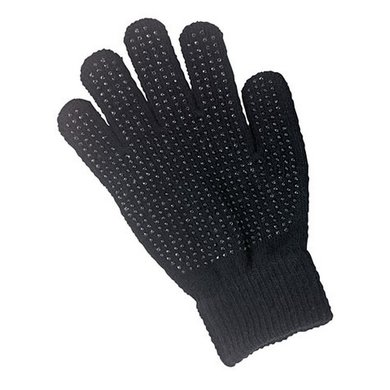 Kerbl Riding Glove Magic Grippy Black One size