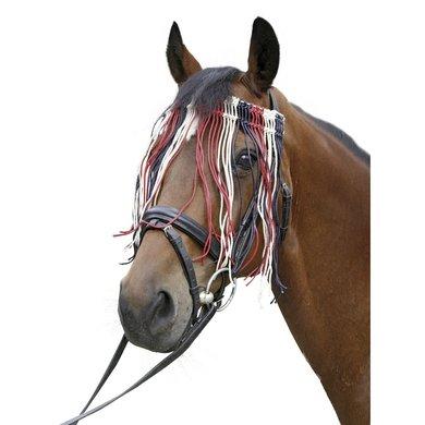 Kerbl Fliegen Fransenband Pony