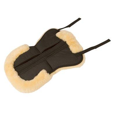 Kerbl Corrector Saddle Cushion Lambskin Antislip