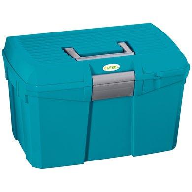 Kerbl Poetsbox Waar Je Op Kan Staan Capri Blue
