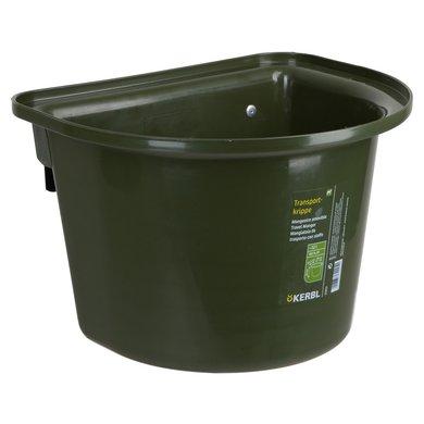 Kerbl Hangvoerbak Eurohorse Groen