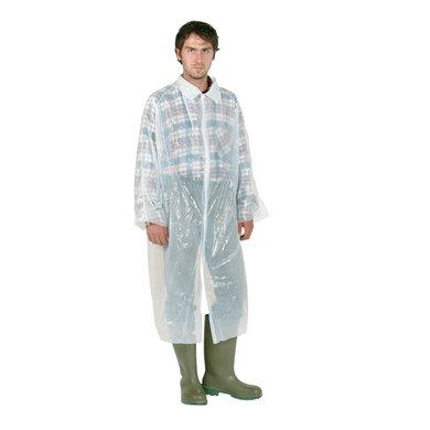 Kerbl Manteau à Usage Unique la Pièce Blanc
