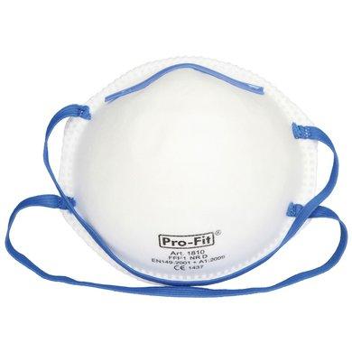 Kerbl Fijnstofmasker FFP1 Nr D Wit