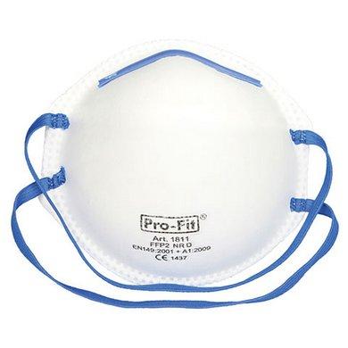 Kerbl Fine Dust Mask Ffp1 White