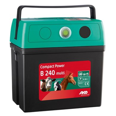 Ako Électrificateur B240 Compact Power Multi 0,24 Joule 230V