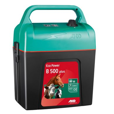 Ako Batterie de Clôture Eco Power B500 Plus 9V 0,5 Joule 9V