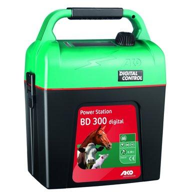 Ako Power Station BD 300 Digital Batteriegerät 9V