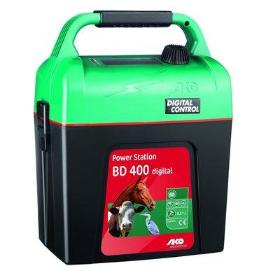 Ako Power Station BD 400 Digital Batteriegerät 9V
