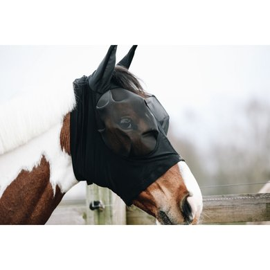 Kentucky Fly Mask Slim Fit Black