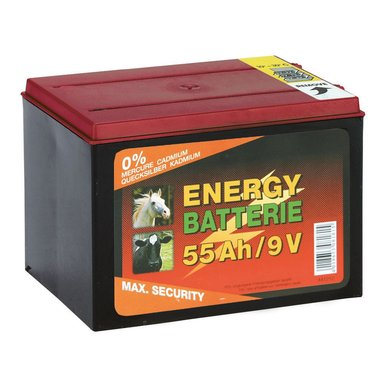 Corral Batterie Sèche Zinc-Carbone 9V