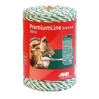 Ako Draad PremiumLine Wit/Groen