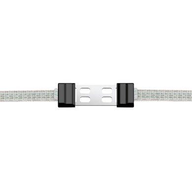 Ako Connecteur clip Ruban Litzclip Galvanisé 5pc 12,5mm