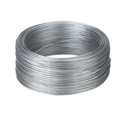 Ako Câble Acier Tordu Galvanisé 10mm