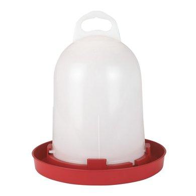 Kerbl Kunststoff-Tränke für Küken und Hühner, 5,5L