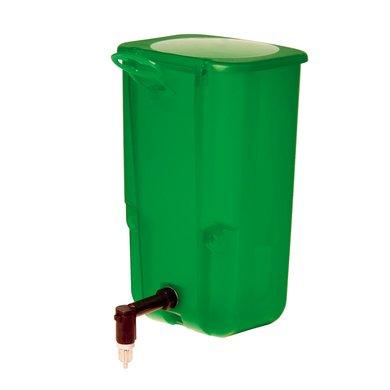 Kerbl Ecuelle pour Lapin Plastique Vert