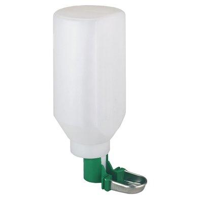 Kerbl Kaninchentränke mit Edelstahl- tasse 1,5L