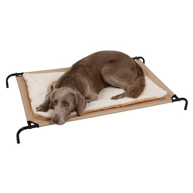 Kerbl Dog Couch 4-seasons Beige 105x68cm
