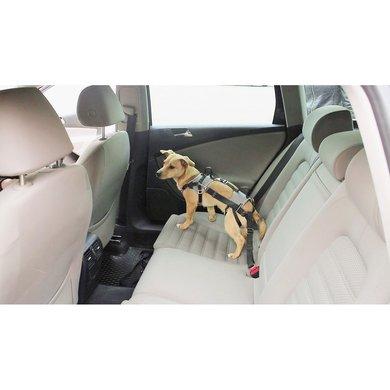 Kerbl Veiligheidsharnas Travel Protect voor Auto Grijs