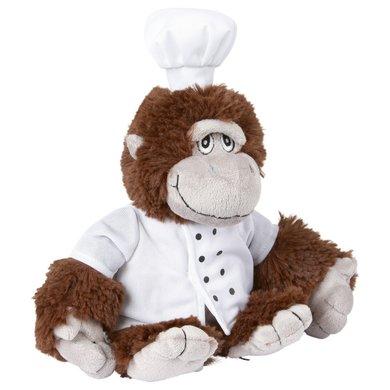 Kerbl Hondenspeelgoed King Kong Chef Kok 28cm