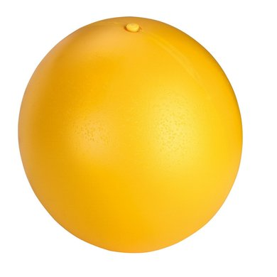 Kerbl Dog Playing Ball Yellow 30cm