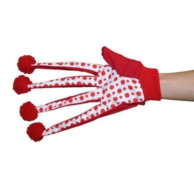 Kerbl Spielhandschuh TILL, Rot 15x33cm