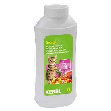 Kerbl Deo Kattenbakverfisser Tropical 700g