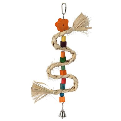 Kerbl Bird Toy Nature Vogelspeelgoed Hoogte 36cm