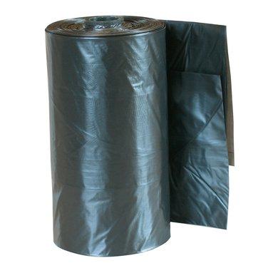 Kerbl Sachets à Crottes 4 Rouleaux de 20 sacs Noir