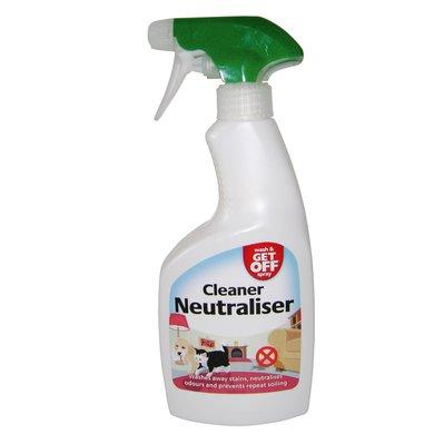 Kerbl Abwehr- und Reinigungsspray WASH & GET OFF 500ml