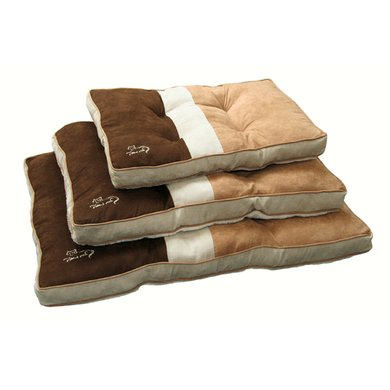 Kerbl Pet Cushion Amy Brown/Beige