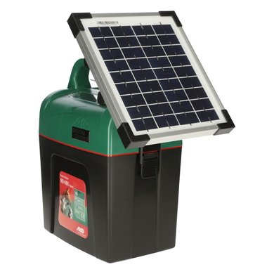 Ako Solar-Set incl Holder AGM Accu
