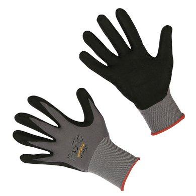 Kerbl Werkhandschoenen Premium Nylon Nitril