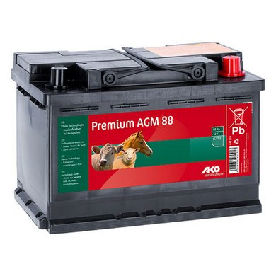 Ako Fencing Battery Premium AGM 88Ah 88Ah