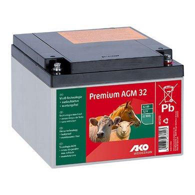 Ako Batterie AGM Premium 32Ah 32Ah