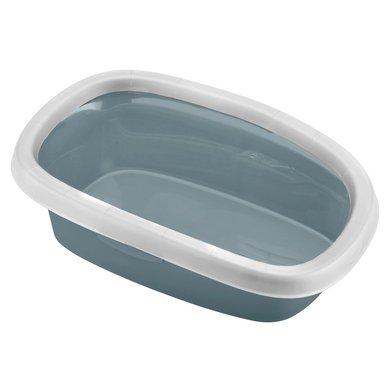 Kerbl Katten Toilet Sprint Lichtblauw/Wit 58x39x17cm
