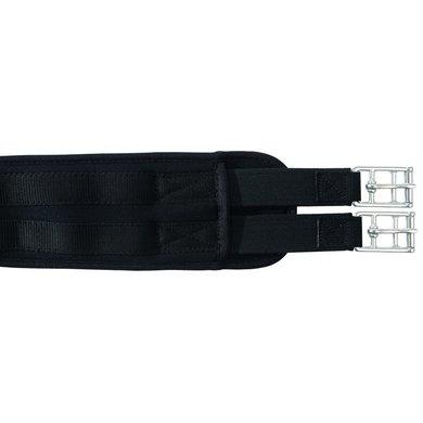Kavalkade Singel Memory Foam sided Elast Zwart 135cm