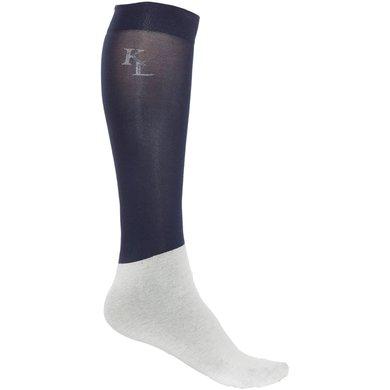 Kingsland Socken Unisex Navy 36/41