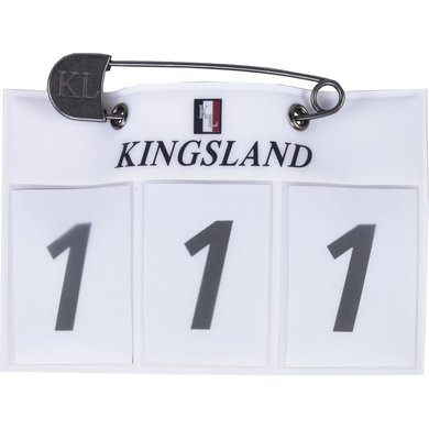 Kingsland Nummerplaat Classic Navy