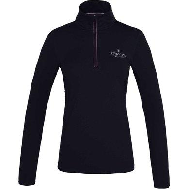 Kingsland Training Shirt Classic Dames Navy XXS