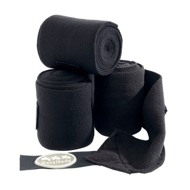 Kavalkade Fleece Bandages set van 4 Champagne