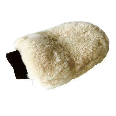 Kavalkade Grooming Glove from Medicinal Sheepskin