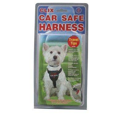 Clix Sicherheitsgurt Car-Safe für das Auto Hund