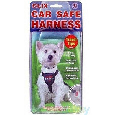 Clix Ceinture de Sécurité Car-Safe pour l'Auto Chien