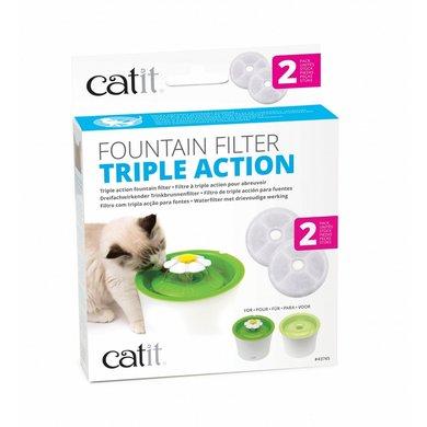 Cat It Senses Vervangfilter Flower Fountain 2st