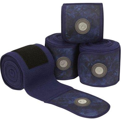 LeMieux Bandages Glace Polo Navy