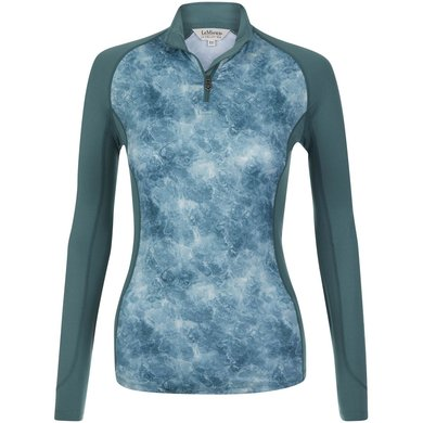 LeMieux Shirt Glace Basis Sage XL