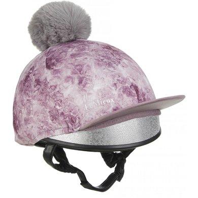 LeMieux Hat Silks Glace Musk