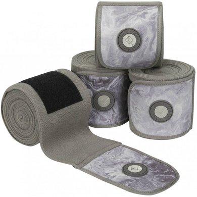 LeMieux Bandages Glace Polo Grijs