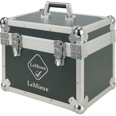 LeMieux Putzbox Hard Shell Oak Green