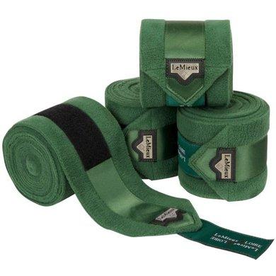 LeMieux Bandages Loire Polo Hunter Groen Full